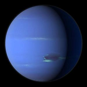 Планета уран какого цвета